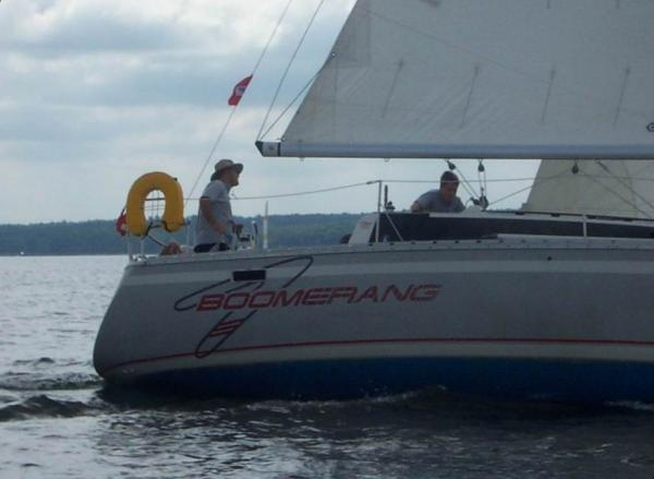 Photo of Oday 322 sailboat
