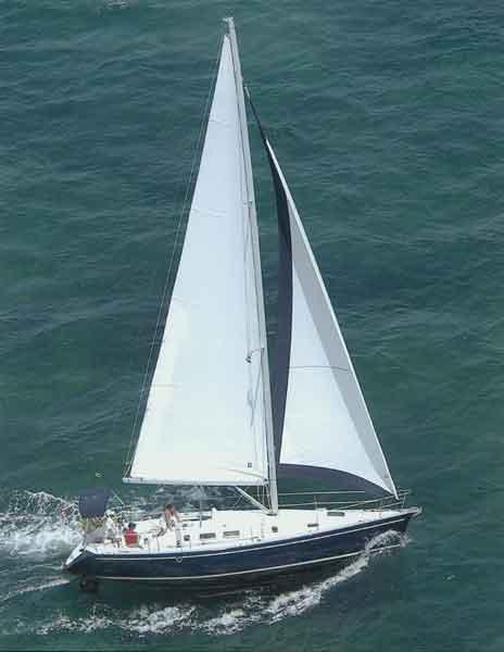 Photo of Beneteau 38s5 sailboat