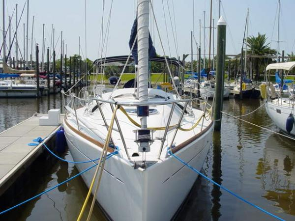 Photo of Beneteau 36s7 sailboat
