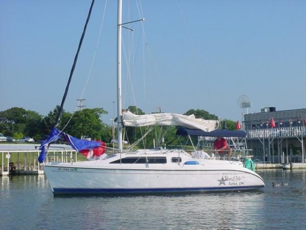 Photo of Hunter 280 sailboat