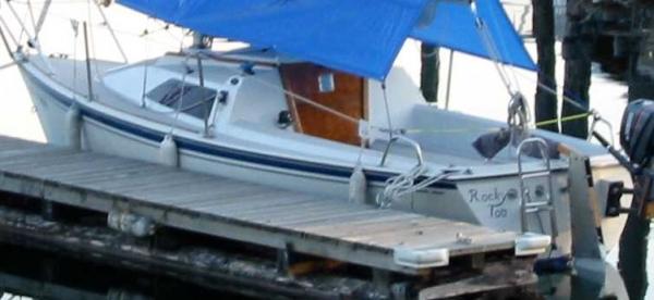 Photo of Oday 192 sailboat