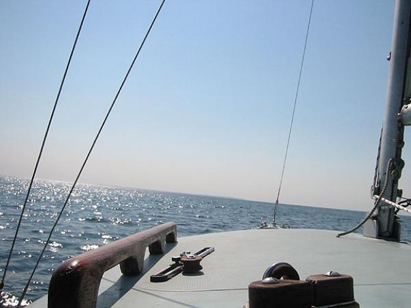 Photo of Oday Mariner sailboat