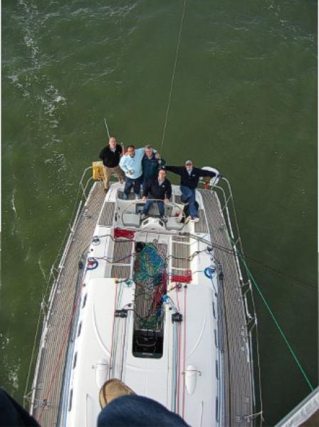Photo of Beneteau 47.7 sailboat