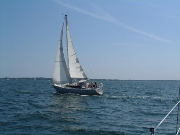Photo of Oday 302 sailboat