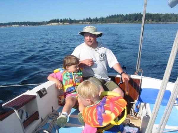 Photo of Hunter 22 sailboat