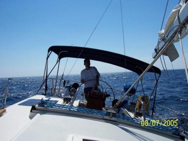 Photo of Hunter 37.5 sailboat