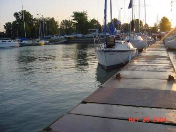 Photo of Oday 222 sailboat