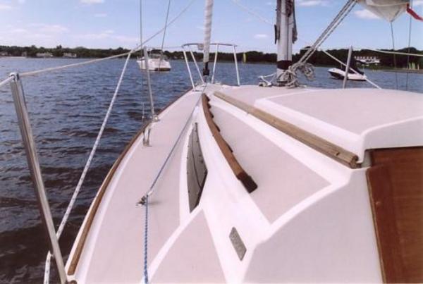 Photo of Oday 23 sailboat
