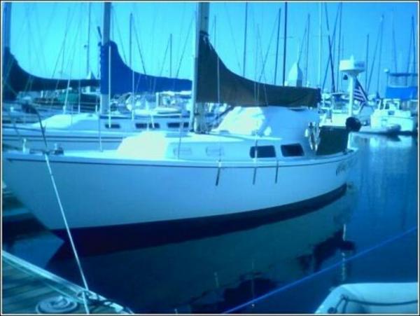 Photo of  2-25 sailboat