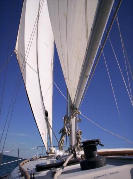 Photo of Hunter 37 sailboat