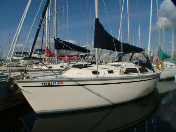 Photo of Hunter 30_88-94 sailboat