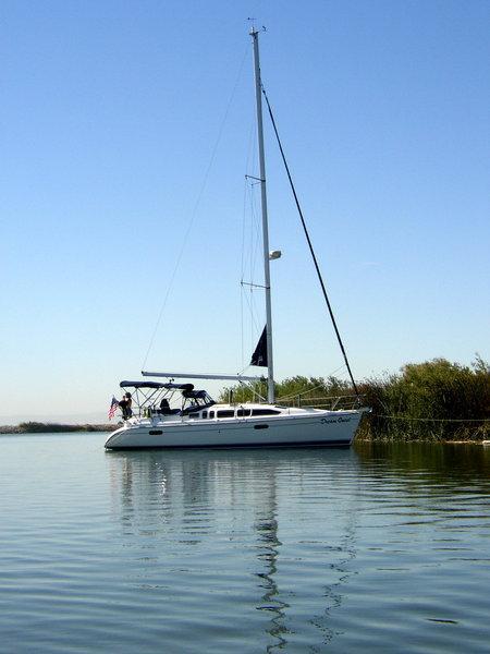 Photo of Hunter 340 sailboat