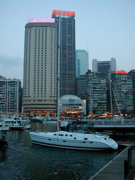 Photo of Hunter 456 sailboat