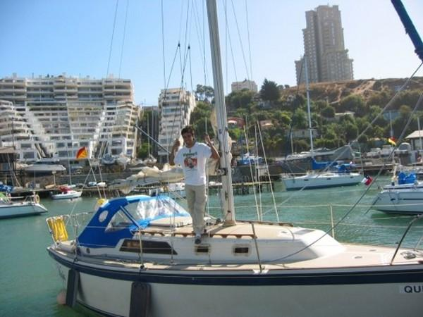 Photo of Oday 30 sailboat