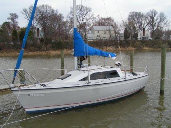 Photo of Oday 240 sailboat