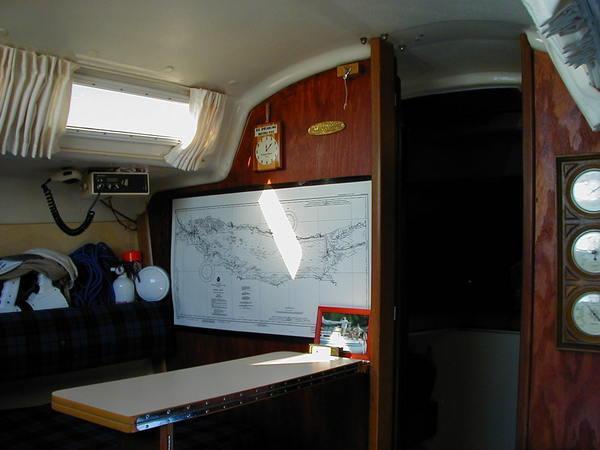 Photo of Oday 25 sailboat