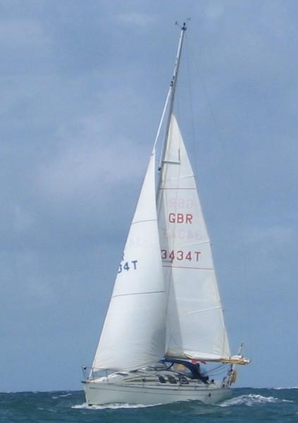 Photo of Beneteau 35s5 sailboat