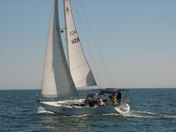 Photo of Catalina 34mkII sailboat