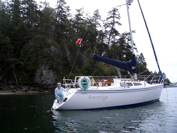 Photo of Catalina Capri-26 sailboat