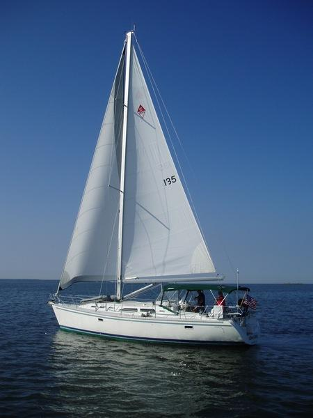 Photo of Catalina 400 sailboat