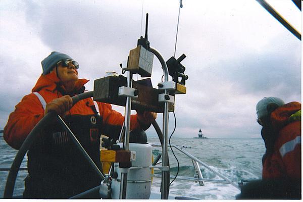 Photo of Hunter 34 sailboat