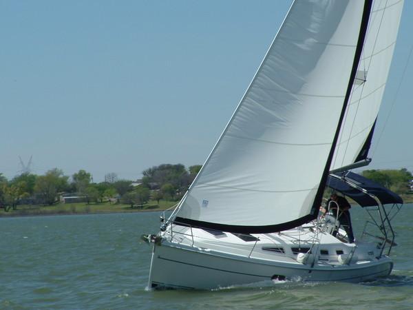 Photo of Hunter 36 sailboat