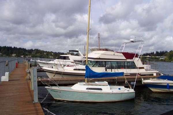 Photo of Oday 20 sailboat
