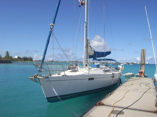 Photo of Beneteau Moorings_432 sailboat
