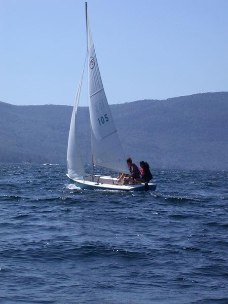 Photo of Oday 15 sailboat