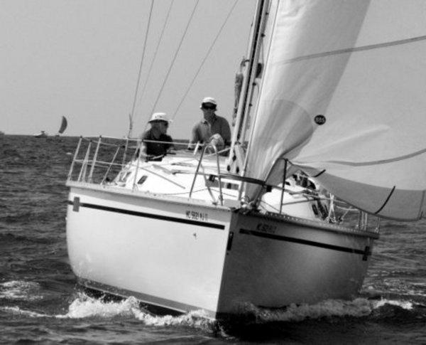 Photo of Hunter 35.5 sailboat