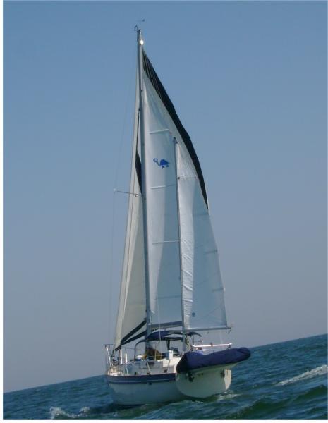 Photo of  37 MKII-V sailboat