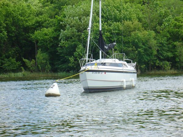 Photo of Macgregor 26X sailboat