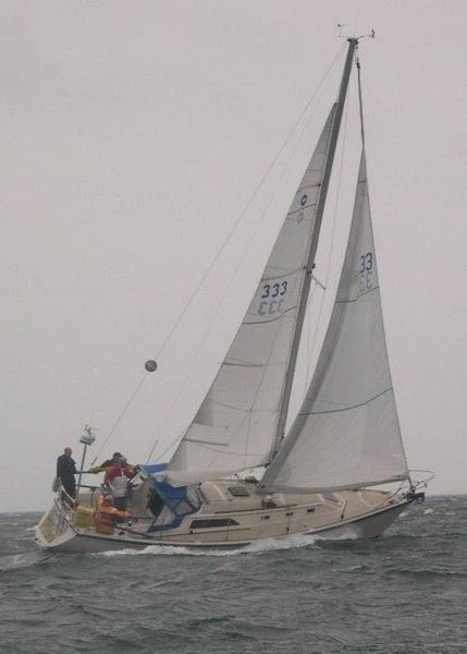 Photo of Oday 35 sailboat