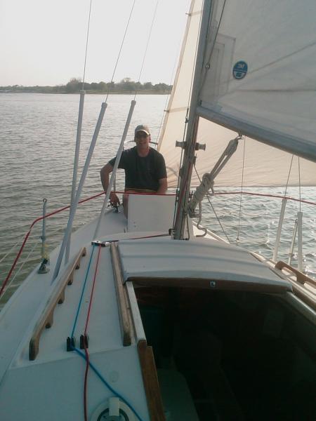 Photo of Catalina 22 sailboat
