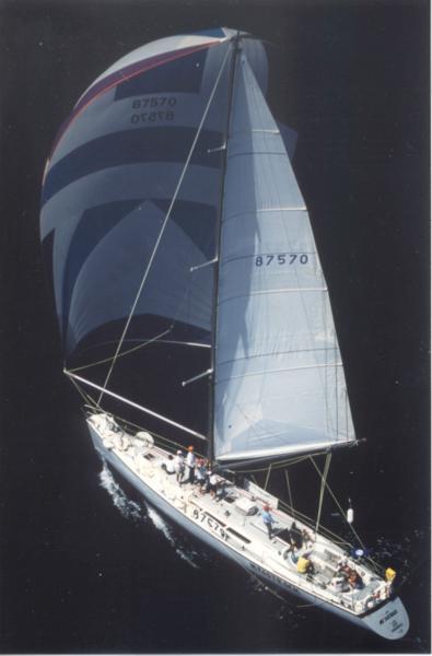 Photo of Macgregor 65 sailboat