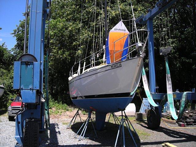Photo of  9.2A sailboat