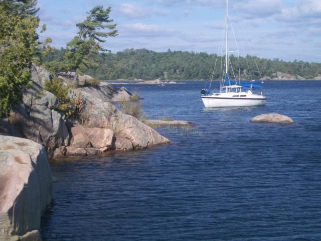 Photo of Macgregor 26S sailboat
