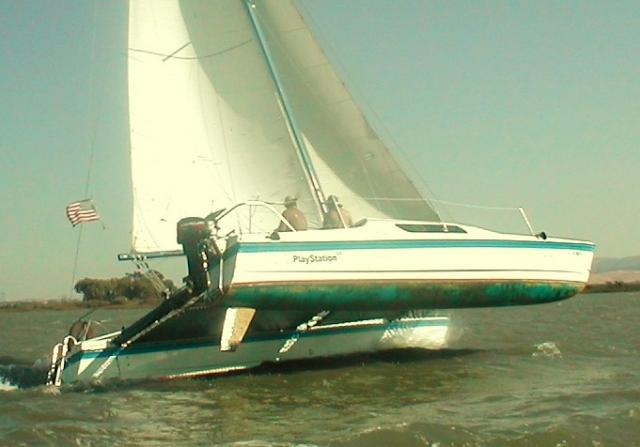 Photo of Macgregor 36 sailboat