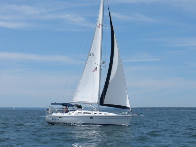 Photo of Catalina 380 sailboat