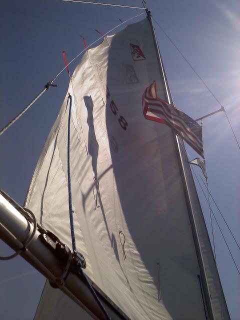 Photo of Catalina 27 sailboat
