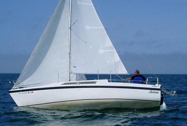 Photo of Macgregor 26D sailboat