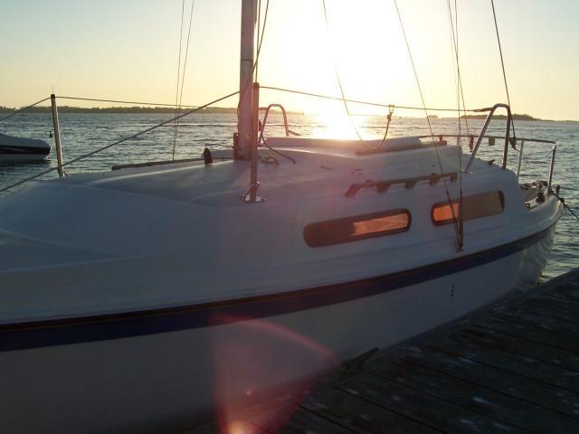 Photo of Macgregor 25 sailboat