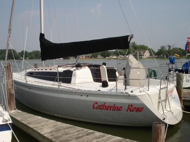 Photo of Oday 322 sailboat