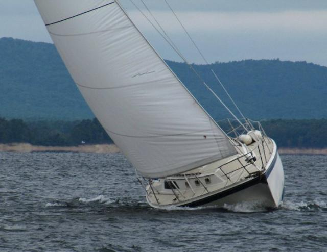 Photo of Oday 34 sailboat