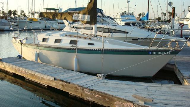 Photo of Lancer 28 sailboat