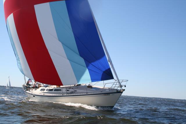 Photo of Oday 39 sailboat
