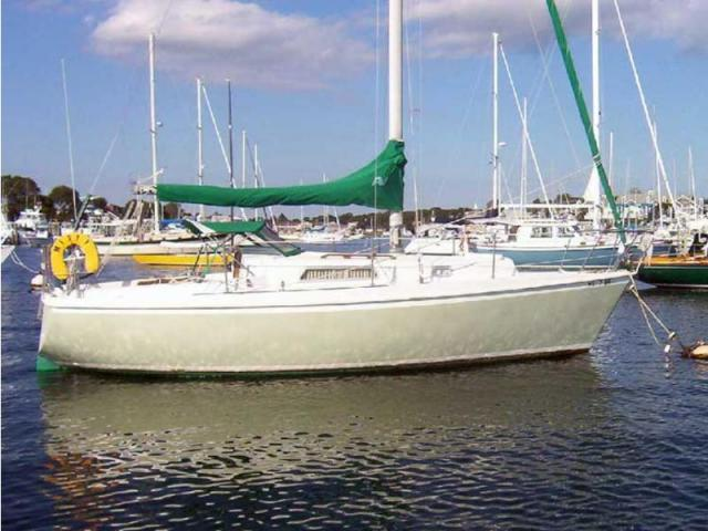 Photo of Pearson 28 sailboat