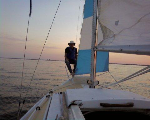 Photo of Macgregor 23 sailboat