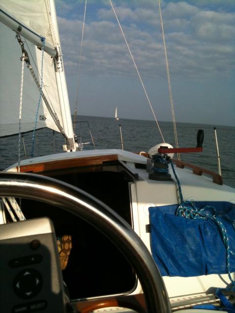 Photo of Hunter 28.5 sailboat