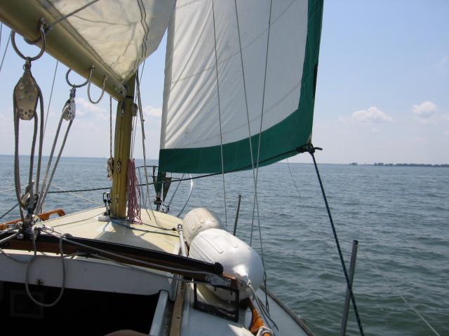 Photo of Oday 27 sailboat